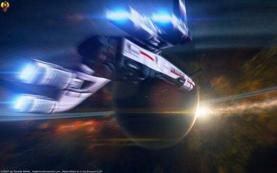 Tempest - Mass Effect Andromeda N7Day by Euderion