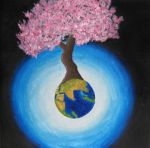 Blossom tree by Regith