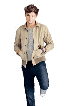 Louis Tomlinson png by StaystrongImunbroken