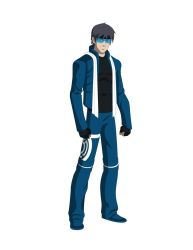 Young Justice Blue Lantern Kyle Rayner - YJ Style by Jarein
