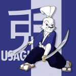 Usagi Yojimbo by experimettle