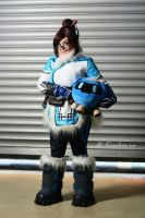 Overwatch - Mei official skin 8 by Matsu-Sotome