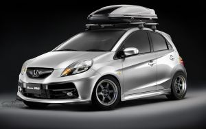 Honda Brio Stance Lovers by idhuy