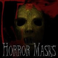 Horror Masks - brushes set by solenero73