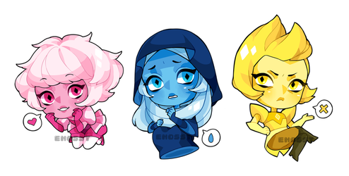 [PRE-ORDER LINK] SU charms by E-nosst