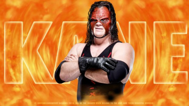 WWE Kane Desktop Wallpaper (1600 X 900) by ChrisNeville85