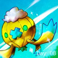Day 08 - Favorite Flying Type by Mikoto-Tsuki