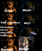 Take a Snickers by TheRealPAZZY