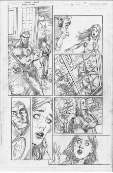 GreenLantern#10 page 04 by pansica