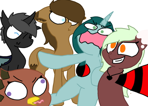 A group foto by 8enderthefox8