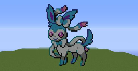 Request: Shiny Sylveon by Emerald4713