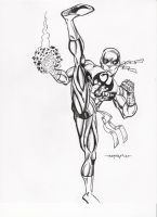 IRON FIST by FanBoy67
