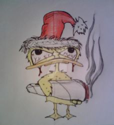 Duck the Halls by andietheclown