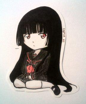 Enma Ai snip by toothpick08