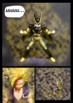 Cell vs Gohan Part 3 - p3 by SUnicron