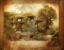 Oct_The Shire by CearaFinn