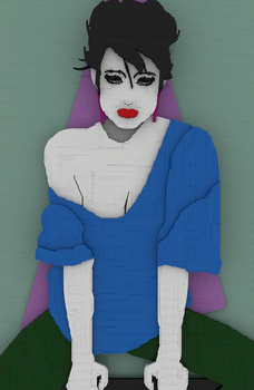Nagel Commemorative by bricksnoir