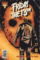 Friday The 13th By Leolux by LeoluxArt