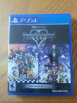 Kingdom Hearts HD by rocketman732