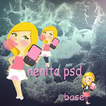 nenita psd.! by tutorialslucy