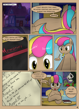 Candy Coat Short Comic - Page 4 by MultiTAZker