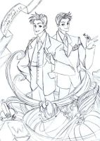 Gred and Feorge by Lana125
