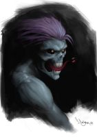 Darkstalkers_comp_rough by zombie-ninja