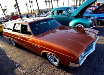 64 Buick Wagon by Swanee3