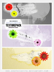 Vintage Flowers #1 [Texture Pack] by graphicavita