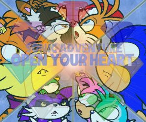 Sonic Adventure: Open Your Heart Cover by Icyi