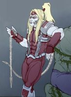Omega Red by ShaperOfThings