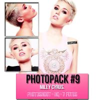 PHOTOPACK #09: MileyCyrus. by SheWillBeFearless