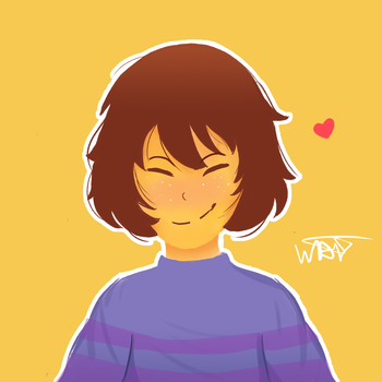 Undertale by yomanw