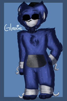 It Glax gurll by SpaceNimation