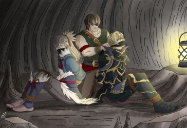 Fire emblem Fates: Kidnapped brothers by ChrisBrewer100