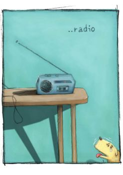 radio I by solitarium