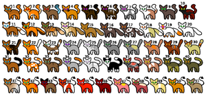 51 Adopts by puppys27