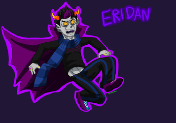 Eridan Wallpaper by atralues