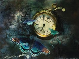 Wings of Time -One- by selenart