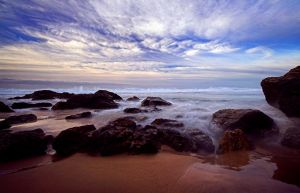 The Boiling Sea and Sky by Sun-Seeker