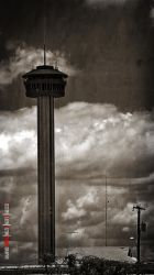 Tower of Americas: SA,Texas by enob-x