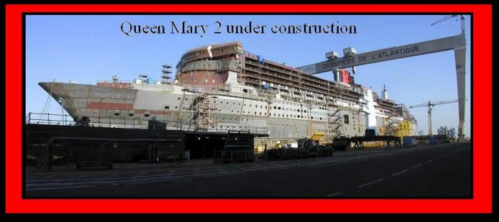 construction of QM2 by carsdude