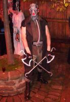 Kabal Costume by the-gil-monster