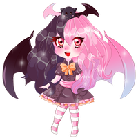 [AT] Chibi for Wickad by DynamisGD