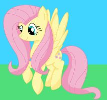 Fluttershy (i Try3) by mlpfluttershyx