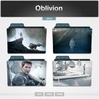 Oblivion (Folder Icon) by limav