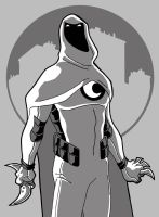 Moon Knight redesign by Gaston25