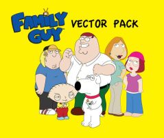 Family Guy Vector Pack by Bushwad