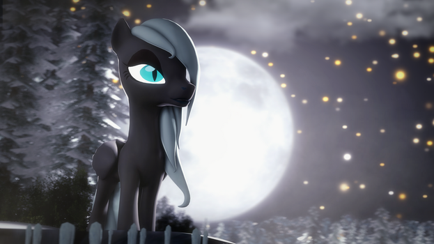 Night of the Full Moon by RozasSoul