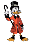 Scrooge McDuck (Daily #434) by Blues-LeSharpe